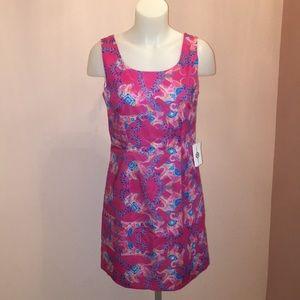 NWT Kaeli Smith Shift Dress (Like Lilly Pulitzer!)